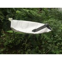 Buy cheap Direct Sell Quality Tyvek Decoy Goose Snow Goose Decoy Windsock Windsock Wholesale With Fiberglass Stake from wholesalers