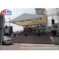 Wholesale Durable Structure Aluminum Stage Truss For Party / Lightweight Lighting Truss from china suppliers