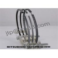 Wholesale ME997240 Car / Truck / Generator Parts Engine Piston Rings For 4D34 from china suppliers