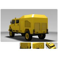 Quality Emergency power supply vehicle for sale