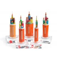 Professional Fire Resistant Armoured Cable Halogen Free Thermoplastic Polyolefin Sheath