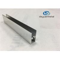 Wholesale Bright Dip Furniture Aluminium Profiles Precise Cutting For Shower Enclosure Profile from china suppliers