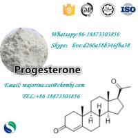 Wholesale Progesterone Female Sex Powder Increasing Hormones 98% Purity CAS57-83-0 from china suppliers
