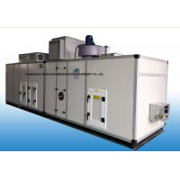 Wholesale Automatic Humidity Control Desiccant Rotor Dehumidifier , RH ≤40% from china suppliers