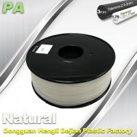 Wholesale Diameter Of 1.75mm And 3.0mm PA  Nylon 3D Printer Filament  Materials from china suppliers