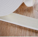 High Viscosity Hot Melt / Acrylic Eva Double Side Foam Tape White