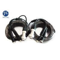 Wholesale Truck / Ambulance DVR CCTV Camera Extension Cable 7 Pin Trailer Plug Oil Resistant from china suppliers
