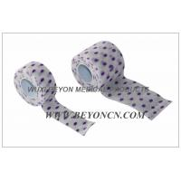 Wholesale Dot Design Non Woven Cohesive Flexible Custom Printed Bandages For OEM from china suppliers