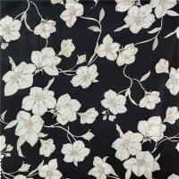 Wholesale 105GSM Printed Rayon Fabric Excellent Skin - Friendly Beautiful And Durable from china suppliers