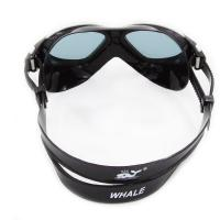 Quality Mirrored Silicone Swimming Goggles Mask Advanced Anti - fog for sale