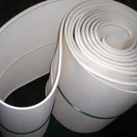 Wholesale white silicone rubber belt from china suppliers