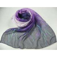 Wholesale Fashion Printed Polyester Scarf (HP-C4506) from china suppliers
