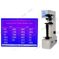 Wholesale Good Stability Universal Hardness Tester Vickers Brinell Rockwell Built In Printer from china suppliers