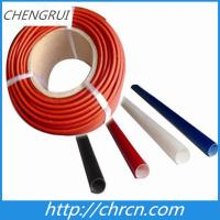China Insulation 2753 silicone self-extinguishing fiberglass sleeving for electrical instruments on sale