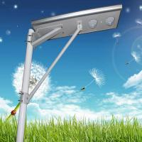 Wholesale Wireless motion sensor all in one street light / integrated solar street light for sale from china suppliers
