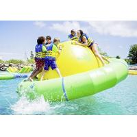 Wholesale Customized Inflatable Water Toys Aqua Park Green Inflatable Saturn For Kids And Adults from china suppliers