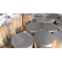 Wholesale Proving Aluminum Circle Sheet With Bright Surface For Cookware from china suppliers