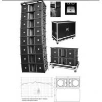 """Wholesale 2014 HOT SALE line array W-8 with  two 12"""" neodymium woofers bose similar from china suppliers"""