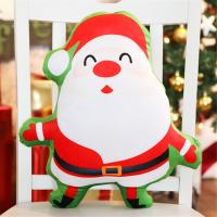 Wholesale Durable Smooth Surface Santa Claus Reindeer Stuffed Animal 20cm Cuddly Gift from china suppliers