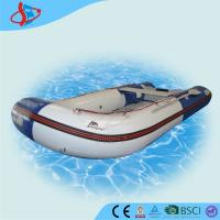 China Blue Huge Banana PVC Inflatable Boats Security For Swimming Pool on sale