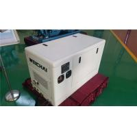 Wholesale 4 Pole Alternator 13 KVA Three Phase Diesel Generator With Sound Reducing Enclosure from china suppliers