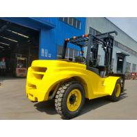 China 48Ton Heavy Diesel Forklift Truck With Chinese or Japanese Engine on sale