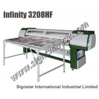 Wholesale infinit FY-3208HF flatbed solvent printer (seiko SPT510 35pl head) from china suppliers