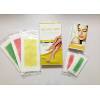 Quality 15 flavors! Ready to use cold wax strip for  hair removal !factory price, free sample for sale