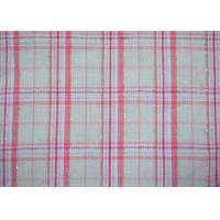 Wholesale Luxury Shiny Gold Thread Yarn Dyed Plaid Fabric Bright Colored Printing from china suppliers