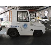 Wholesale 4130 Kilogram Airport Baggage Tractor , Aviation Ground Support Equipment from china suppliers