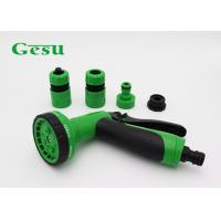 Wholesale Garden Watering Spray Nozzle Set Acid And Alkali Resistance Lightweight from china suppliers