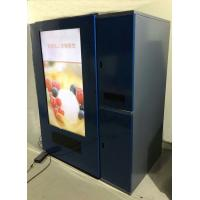 Quality Solution Of Smart Vending Machine 55 Inch Touch Screen In  Interactive GUI & Control Software Various Payment Option for sale