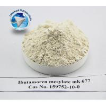 China Bodybuilding Sarm Powder Mk-677 Ibutamoren Top Purity Muscle Gain Bulking Pharmaceutical grade for sale