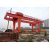 35ton Heavy Duty Gantry Crane , Electric Runway Traveling Overhead Gantry Crane for sale