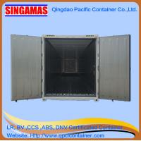China Length 6058MM Refrigerator Storage Containers , Refrigerated Sea Container Durable for sale