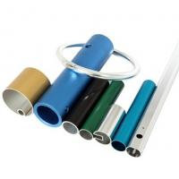 Wholesale Powder Coated Anodized Aluminum Extruded Tubing / Aluminum Round Tubing With CNC Machining from china suppliers