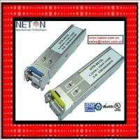 Buy cheap SFP BIDI (155M-2.5G)Transceiver Module from wholesalers