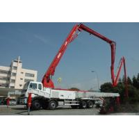 Wholesale 51m Boom Concrete Pumping Truck 600L Hopper Capacity OEM from china suppliers