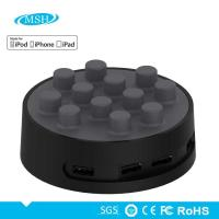 Wholesale Functional Home Multi Port USB Charger Rohs PC ABS Silicone Material from china suppliers