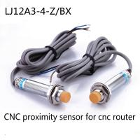 Wholesale round Capacitance proximity sensor inductive detection switch for cnc engraving machine from china suppliers