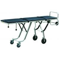 Buy cheap Corpse Trolley Mortuary Equipment 1000lb Multi Level One Man Control Mortuary Cot from wholesalers