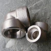 Wholesale Carbon Steel Pipe Fittings 90D Elbow from china suppliers