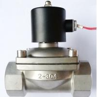 Zinc Alloy Electric Valve Actuator 1.0MPA , 2/2way Solenoid Valve 2W160-10 for sale