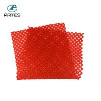 Wholesale Household Floor Red Bath Mat , 60*75cm Non Skid Bathroom Floor Rugs from china suppliers
