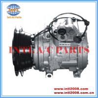 Wholesale 10PA15C Mitsubishi Pajero 2.5 TD 3.0/Toyota Land Cruiser a/c compressor 147200-0530 1472000530 from china suppliers
