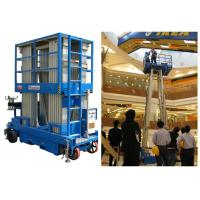 Wholesale Big Capacity Aerial Vertical Mast Lift Four Mast 8 Meter For Maintenance Service from china suppliers