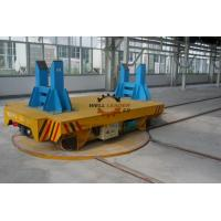 50T Electric Transfer Cart Cement Lined For Long Distance Transportation