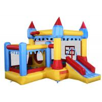 Wholesale Colorful Inflatable Bounce House Castle With Plastic Ball For Kids Jumper from china suppliers
