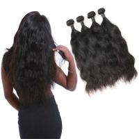 Wholesale Grade 9A Mink Brazilian Virgin Remy Hair Natural Wave Double Weft 4 Bundles from china suppliers