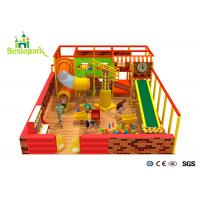 Wholesale Construction Site Kids Indoor Playground For Commercial Center from china suppliers